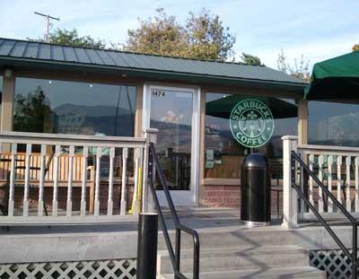 South Starbucks Outside